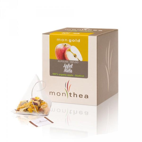 Apfel Mongold Teebeutel Bio - Monthea