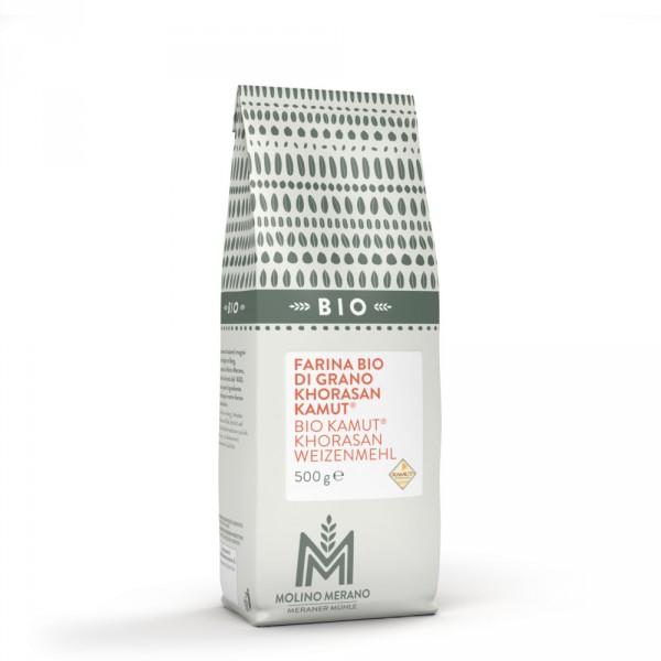 Kamutmehll® Khorasan Bio - Meraner Mühle
