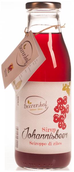Johannisbeersirup - Beerenhof