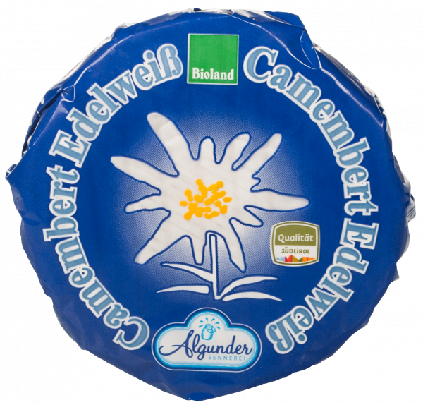 "Camembert ""Edelweiß"" Bio - Sennerei Algund"