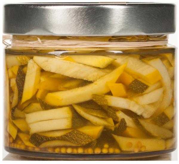 Zucchini süß sauer - Afingsbruckhof