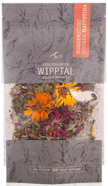 """""""Morgenstund"""" Tee Bio - Kräutergarten Wipptal"""