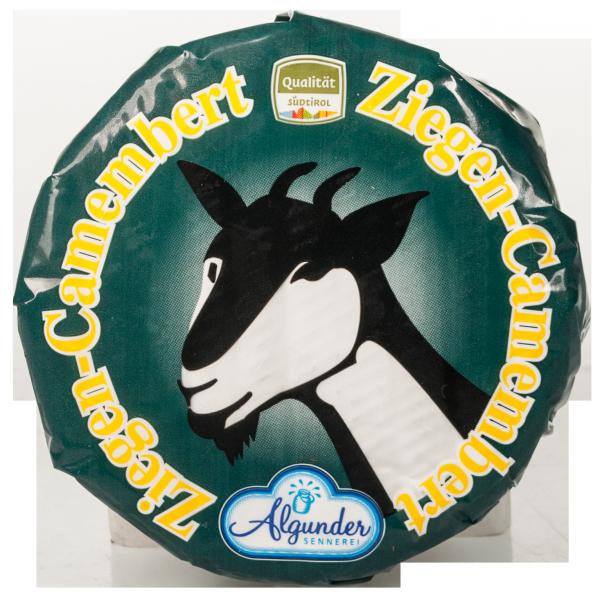 Camembert aus Ziegenmilch - Sennerei Algund