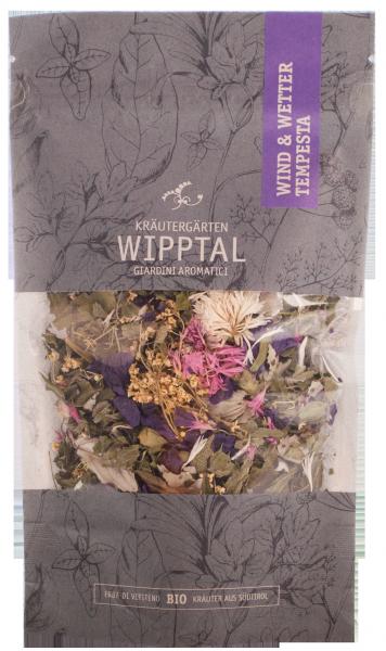 Wind und Wetter Tee - Kräutergarten Wipptal
