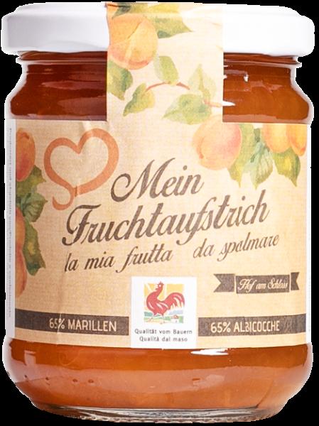 Vinschger Bergmarille Fruchtaufstrich - Hof am Schloss