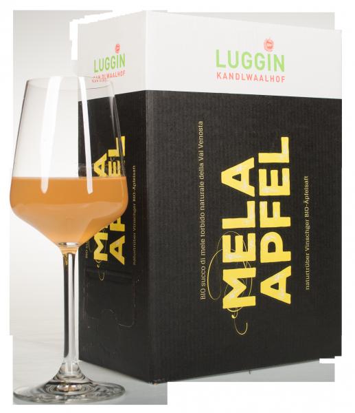 Apfelsaft Bio Bag in Box - Luggin