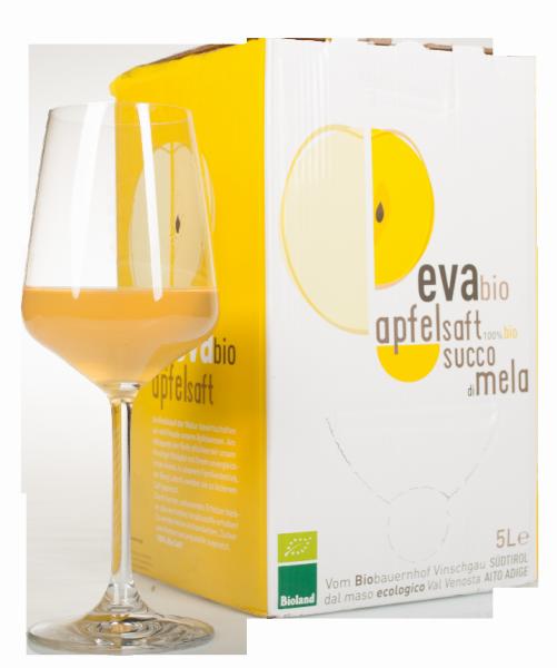 Apfelsaft Bio Bag in Box - Eva Apfelsaft